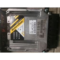 Блок управления AUDI A4 S7 2.0 TDI 03G906016CL  0281012267 EDC16U31