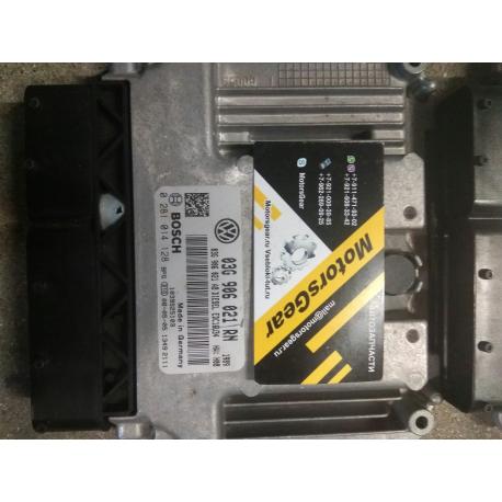Блок управления VW Touran 1.9 TDI  03G906021RN 0281014128 77kW