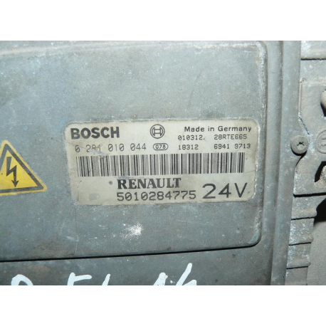 Блок управления двигателем  RENAULT MAGNUM EURO2 0281010044 5010284775 440 ЛС
