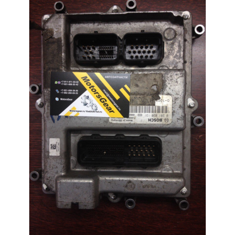 Блок управления MAN TGA TGX  EDC7 D2676LF22  0281020131 euro 4 / 5