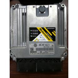 Блок управления двигателем VW T5 2.5TDI  070997016M  0281014050