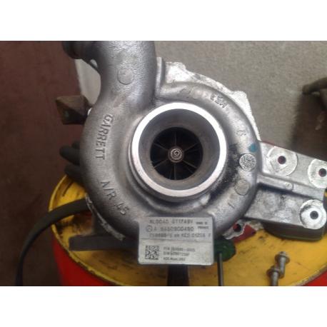Турбина Mercedes Sprinter 2.2  W906 6460900480 GT17449V