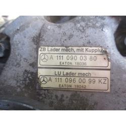 Компрессор Mercedes W170 R170 SLK CLK W208  2.0 A 1110900380