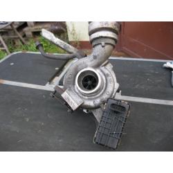 Турбина турбокомпрессор Mercedes Sprinter   W906 6460900480