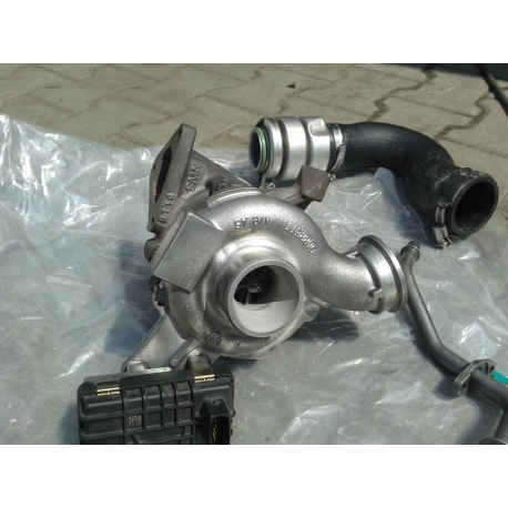 Турбина Mercedes Sprinter 2.2  W906 6460900480 GT17449V  идеальная бу с небольшим пробегом