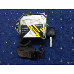 Блок управления Vectra B Astra Z18XE 09158689