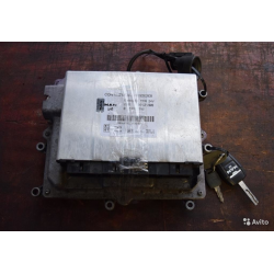 Блок управления + FFR ключ MAN TGL TGS 028102006