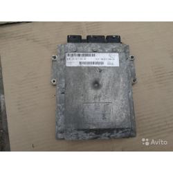Блок управления Peugeot Boxer 9666146280