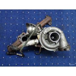 Турбина Citroen Peugeot 1.6HDI 9663199280